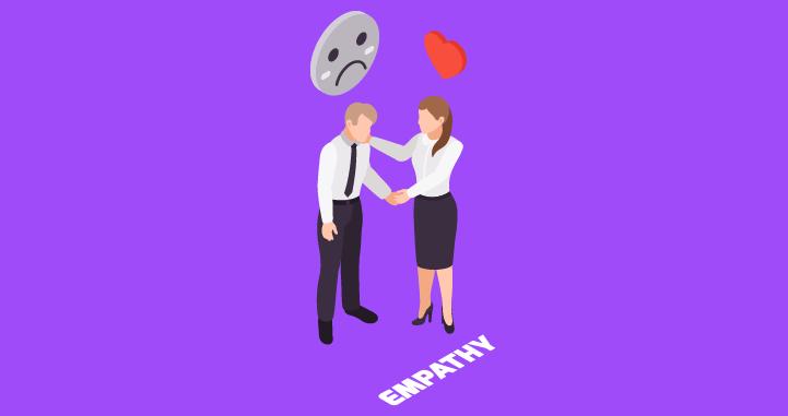 empati memahami rekan kerja