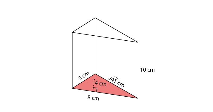 Soal dan pembahasan prisma segitiga volume